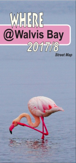 Walvis Bay Map