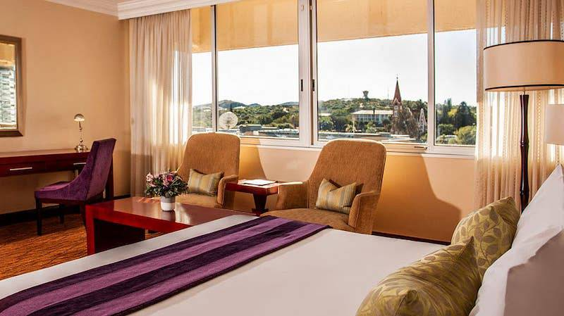Hotel and casino windhoek peter gambling