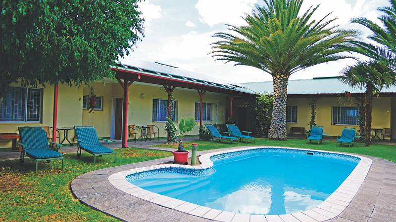 Hotel Pension Christoph Windhoek