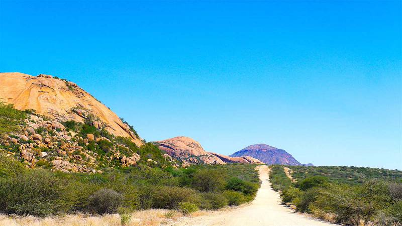 Erongo Mountains