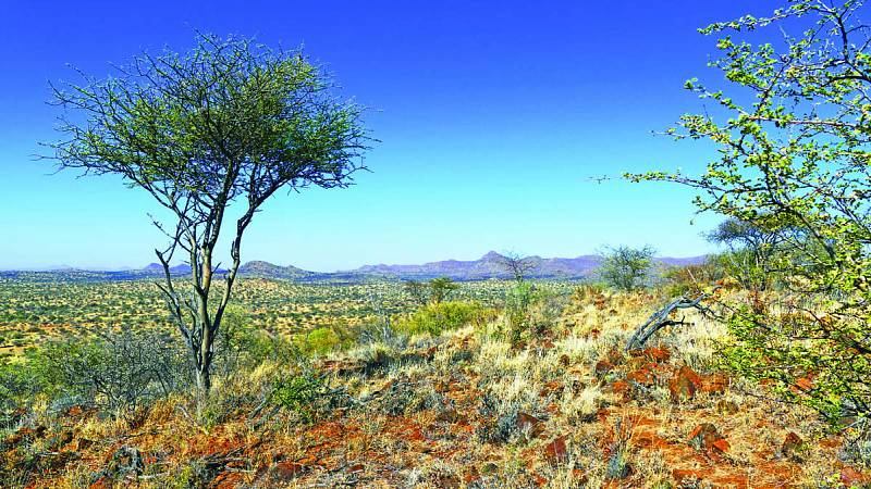 Windhoek Surrounds South